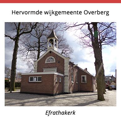 Hervormde wijkgemeente Overberg
